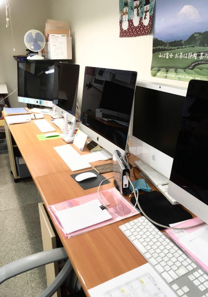 iMacがいっぱい